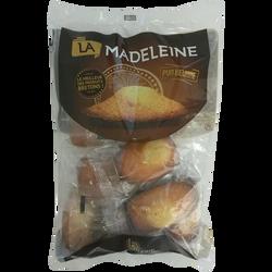 Madeleines LA BISCUITERIE DE BRETAGNE, 10 sachets de 320g