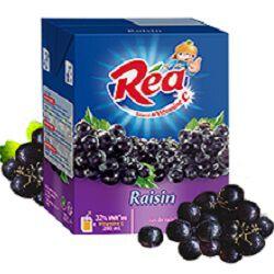 Jus de raisin à base de concentré REA, 6 briquettes de 20cl