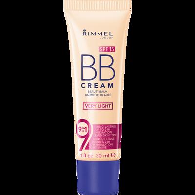 BB cream very light RIMMEL, 30ml