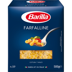 Farfalline BARILLA, 500g