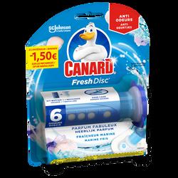 Kit marine blister Fresh Disc CANARD, 1 applicateur + 6 disques