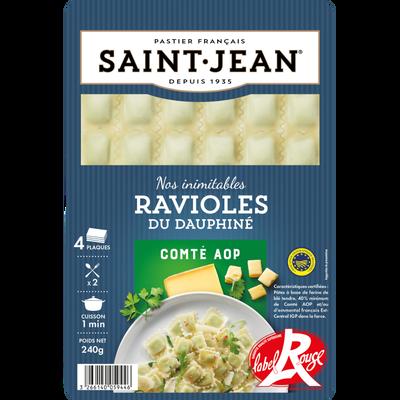 Ravioles du dauphiné IGP label rouge SAINT JEAN, 240g