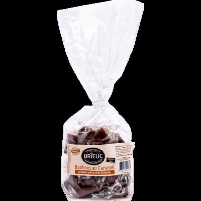 Bonbons au caramel BRIEUC, sachet de 200g