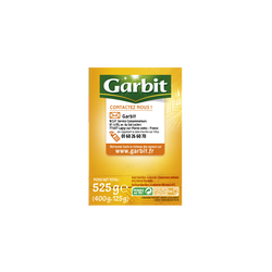 Taboulé aux 5 légumes GARBIT, étui de 525g