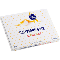 Calisson rectangle N°18 ROY RENE, 235g