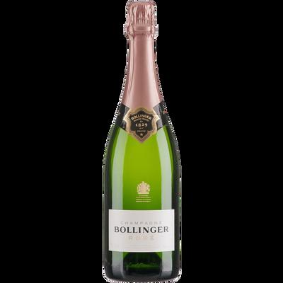 Champagne rosé BOLLINGER, 12°, bouteille de 75cl