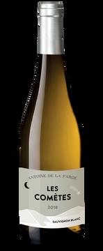 Vin De France Vin De France Vsig Blc Antoine De La Farge Les Comètes , 75cl