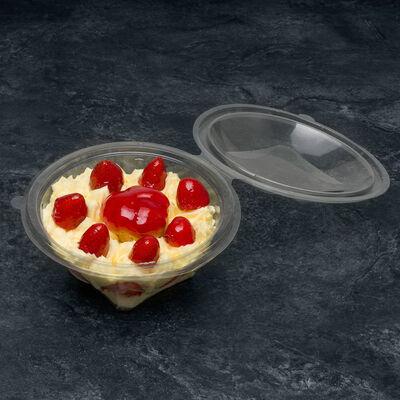 Coupelle fraise melba, 1 pièce, 170g