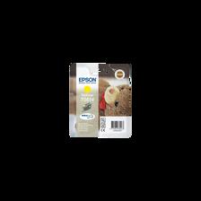 Epson Cartouche D'encre Epson Pour Imprimante, T0614 Jaune Nounours, Sous Blister