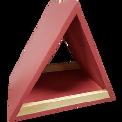 Mangeoire plateau triangle 2en1 NO NAME
