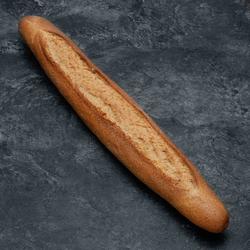 Baguette farine 100% Bretonne, 1 pièce, 250g