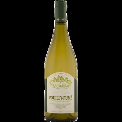 Vin blanc AOC Pouilly Fumé LE CHASNOY, bouteille de 75cl