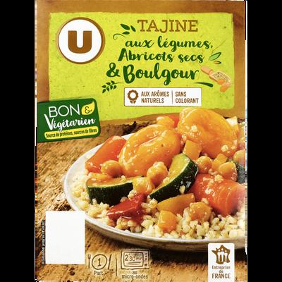 Tajine légumes bon et végétarien U, 300g