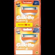 Gillette Lames De Rasoir Fusion 5 Power Gillette, X5