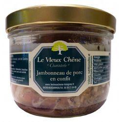 *JAMBONNEAU PORC CONFIT Vieux Chêne