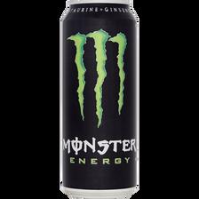 Monster Boisson Énergisante  Energy, Boîte De 50cl