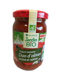 JB SCE TOMATE DUO OLIVES 200G