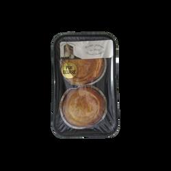 Pâté berrichon CHARCUTERIES ISSOLDUNOISES, x2