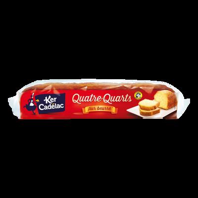 Quatre quarts pur beurre KER CADELAC, 500g