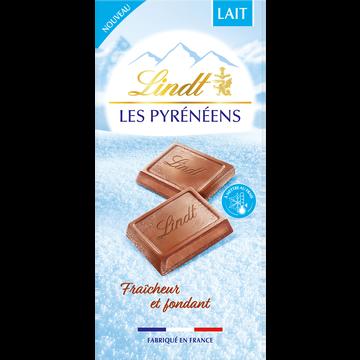 Lindt Les Pyrénéens Lait Lindt, 150g