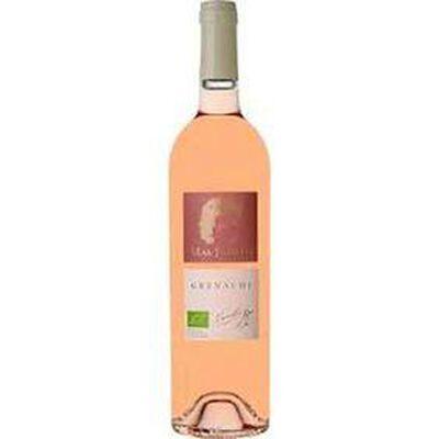 Vin Rosé Mas Juliette, DOMAINE CAZES, igp Côtes Catalanes, bouteille de 75Cl
