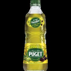 Huile d'olive classique PUGET, bouteille de 1,5 litre