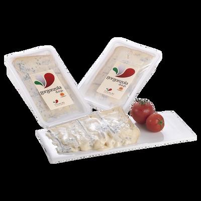 Gorgonzola DOP au lait pasteurisé VIVALDI, 27% de MG, 200g