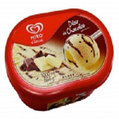 Glace désir de chocolat, MIKO, 1l