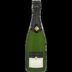 Champagne brut AOP blanc de blancs Louis Danremont U, 75CL
