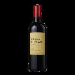 Vin rouge Saint Estèphe AOP rouge Franck Phelan 2016 75cl