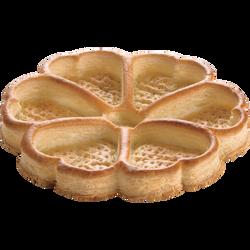 Fond tarte Jockey pur beurre, 6 parts, 170g