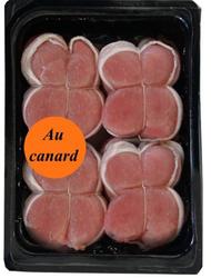 PAUPIETTES AU CANARD X4 520GR
