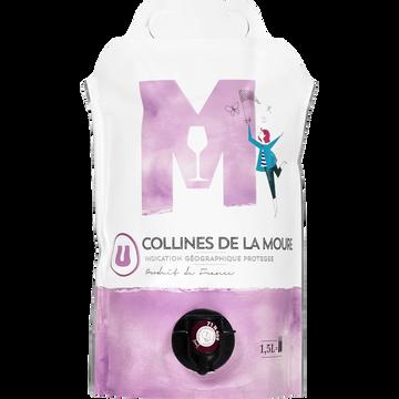 Collines en Limousin Igp Rosé Collines De La Moure U 1,5l