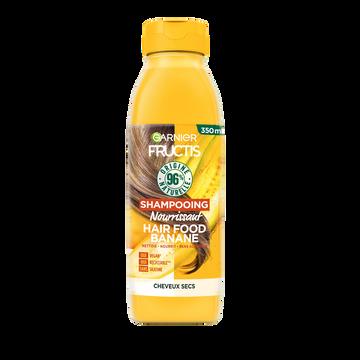 Garnier Shampooing Hairfood Banana Fructis, 350ml