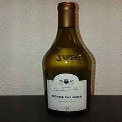 Vin blanc Côtes du Jura AOP Chardonnay Clavelin & fils 75 cl
