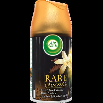 Recharge pour diffuseur Fresh Matic parfum bois d'ébène et vanille desîles bourbon AIR WICK