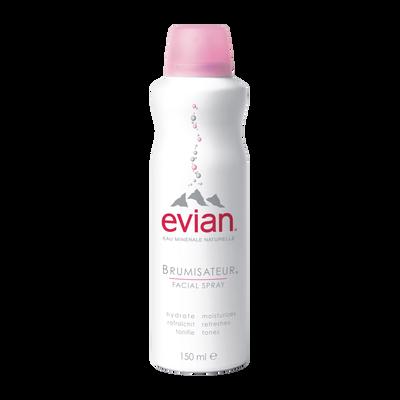 Brumisateur d'eau EVIAN, 150ml