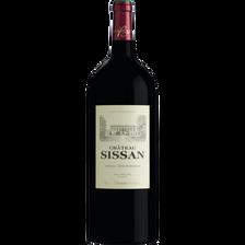 """Vin rouge AOP Côtes de Bordeaux Cadillac """"Château Sissan"""", bouteille de 1,5l"""