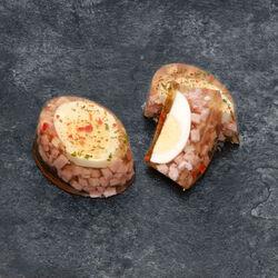 Aspic d'oeuf au jambon, 95g
