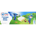 Lou Fromage Blanc Fondu Au Lait Pasteurisé U Mat & , 30% De Mg, X12, 240g