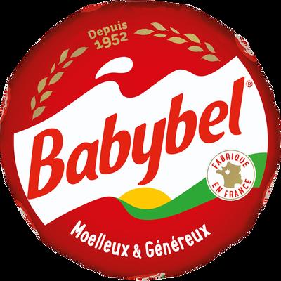 Fromage au lait pasteurisé 27% de matière grasse BABYBEL, 200g