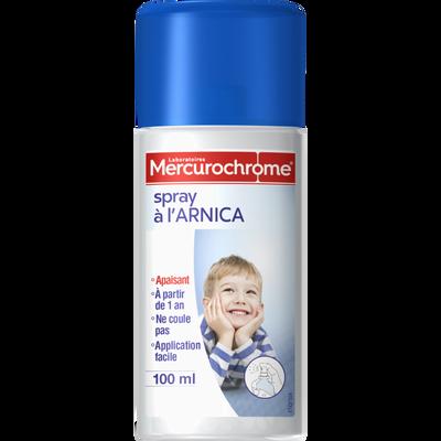 Spray a l  arnica, 100 ml MERCUROCHROME