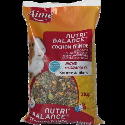 Nutri'balance cochon d'inde, AIME, 2kg