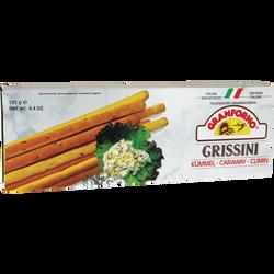 Biscuits Grissini au cumin GRANFORNO,125g