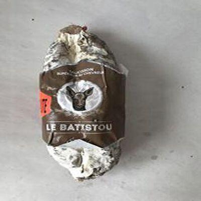 Saucisson nu au chevreuil LE BATISTOU