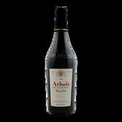 Arbois pinot noir, bouteille de 75cl