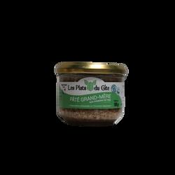 Pâté grand mère aux pignons de pins PLAT DU GITE, bocal 180g