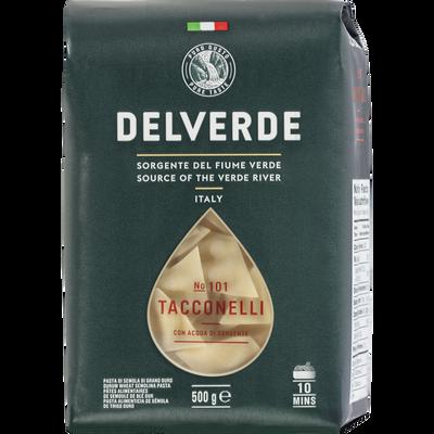 Pâtes Tacconelli DELVERDE, 500g