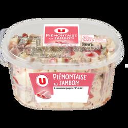 Piémontaise au jambon supérieur U, 300g