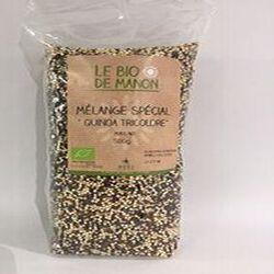 Mélange spécial  Quinoa Tricolore  LE BIO DE MANON